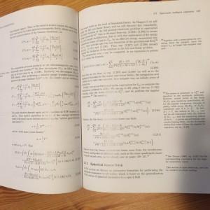 General Relativity textbook