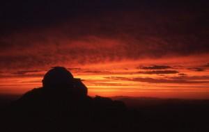 Sunset, Kitt Peak