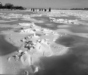 Ice on the Potomac