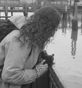 Jen on the Potomac