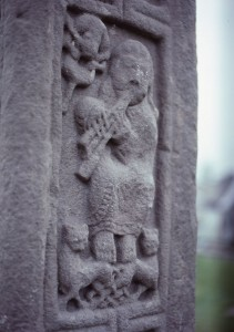 relief carving in stone