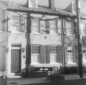 Alexandria town houses